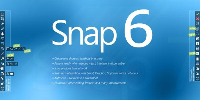 Hướng dẫn cài Ashampoo Snap 6