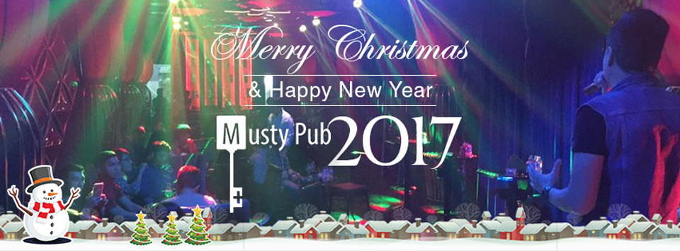 Cover Facebook - Fan Page của Musty Pub